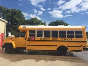 Bus Route Service for the 2021-22 School Year