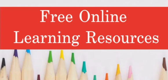 Online Resources for At-Home Education Opportunities ~ Updated 3/19/2020