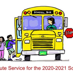 2020-21 Bus Route Service
