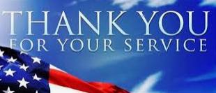 No Veteran's Day Celebration This Year